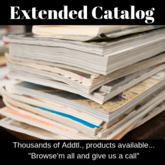 Extended Items